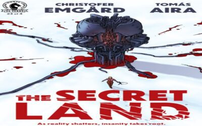 The SECRET LAND # 3 (REVIEW)
