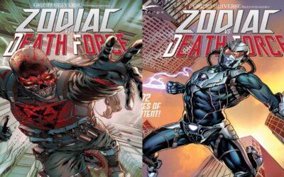 grimm universe quarterly presents: zodiac vs death force