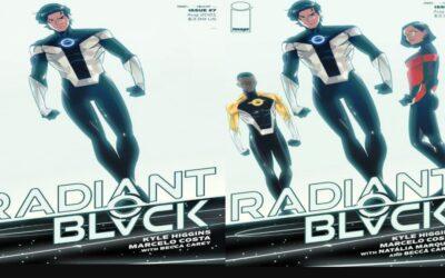 RADIANT BLACK # 7 (REVIEW)