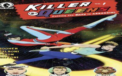 KILLER QUEENS # 1 (REVIEW)