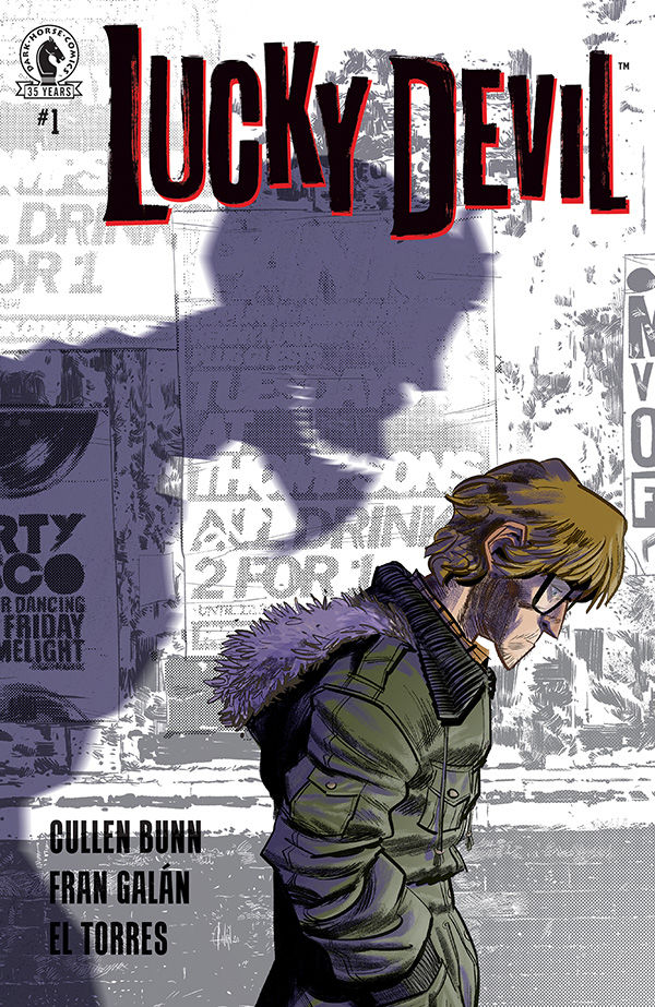 Lucky Devel #1 Cover