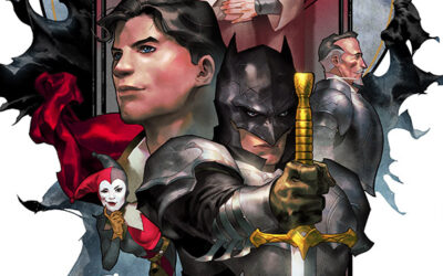 DC Comics series for Game of Thrones fans announced ; Jeff Lemire to write Robin & Batman miniseries