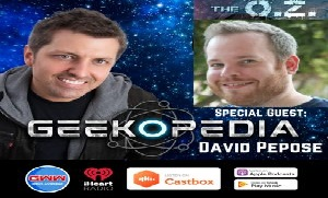 GeekOPedia: David Pepose