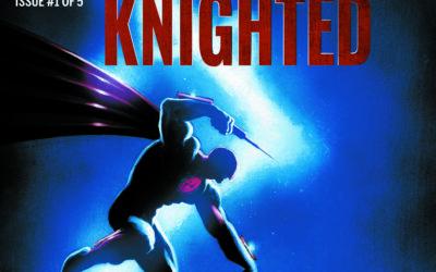 """""""Knighted"""" gives AWA Studios its Batman"""