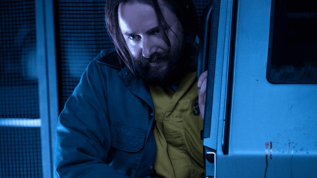 Scarecrow| Jonathan Crane| Titans Season 3| HBO max| Warner Brothers| Warner Media.