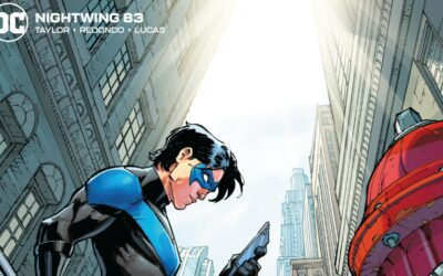 Nightwing #83 (Review)