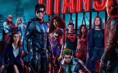 Titans Season 3  (Review)