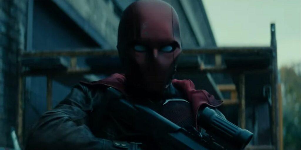 Red Hood| Jason Todd| Warner Brothers| DC| Warner Media| HBOmax| Titans Season 3