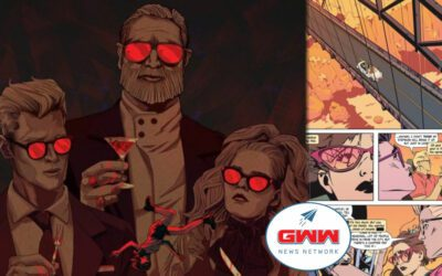 Eat the Rich #1 (REVIEW)