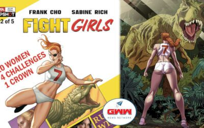 Fight Girls #2 (REVIEW)