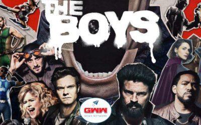 Vought News Network: The Boys Season 3 Update