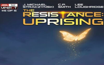 The Resistance: Uprising #5 (Review)
