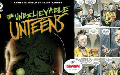 The Unbelievable Unteens #1 (Review)