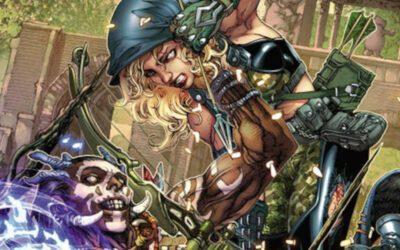 Robyn Hood: Voodoo Dawn – A Zenescope Comic (Review)