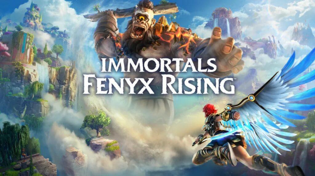 Immortals Fenyx Rising Top Games 2021