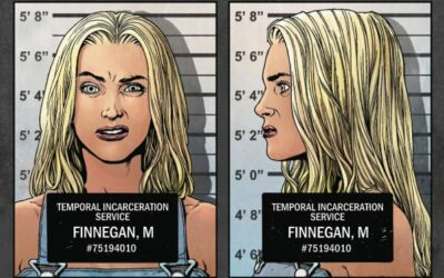 Marjorie Finnegan Temporal Criminal #4 (REVIEW)