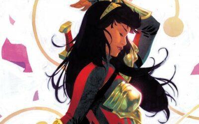 Wonder Girl #3 (REVIEW)