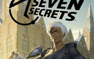 Seven Secrets #11 (REVIEW)