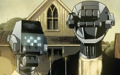 Not All Robots #1 (REVIEW)