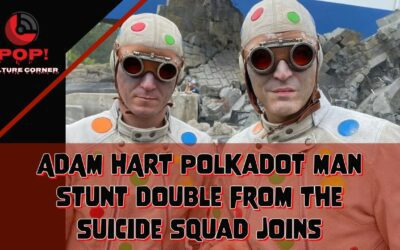 Adam Hart: Stunt Actor In The Suicide Squad Joins The Podcast