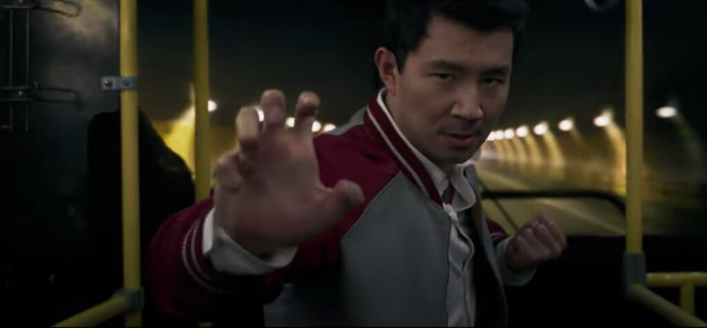 shang-chi and the legend of the ten rings movie main character