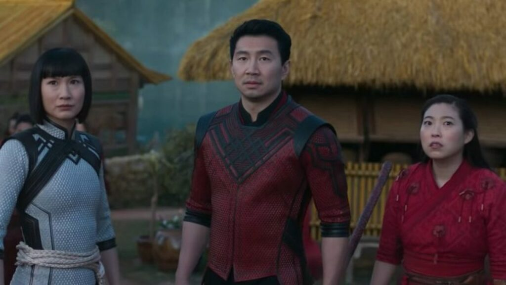 actors in shang-chi and the ten rings movie