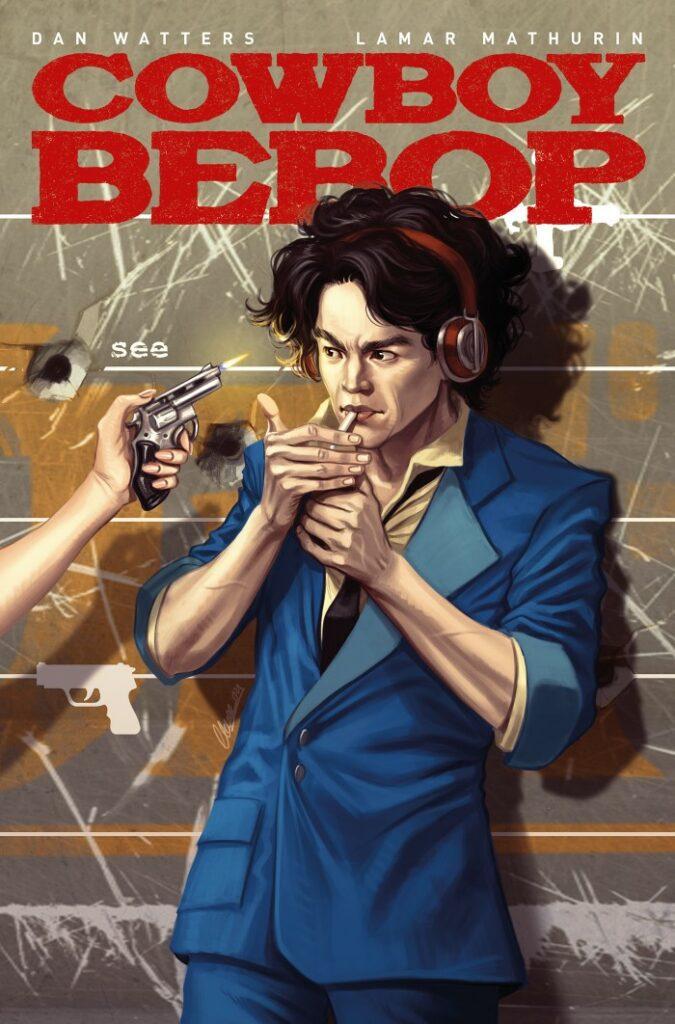 Cover C: Claudia Ianniciello