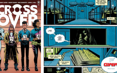 CROSSOVER  #8 (REVIEW)