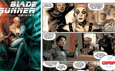 blade runner: origins #6 (review)