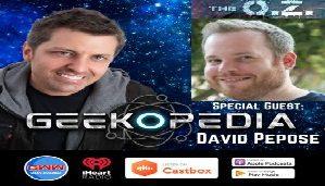 GeekOPedia: David Pepose PT. 2