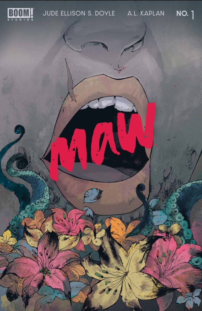 Maw # 1 Cover