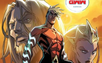 Aquaman: the becoming #1 (review)