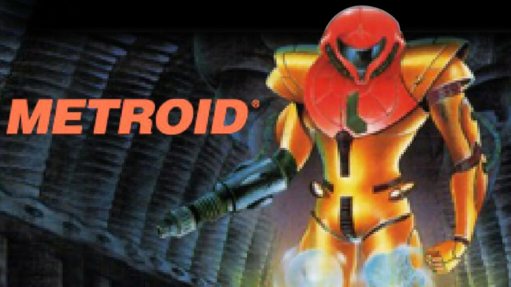 Metroid cover art