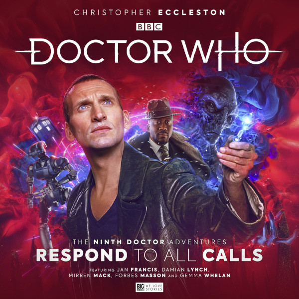 Doctor Who - The Ninth Doctor Adventures: Respond to All Calls cover art for review