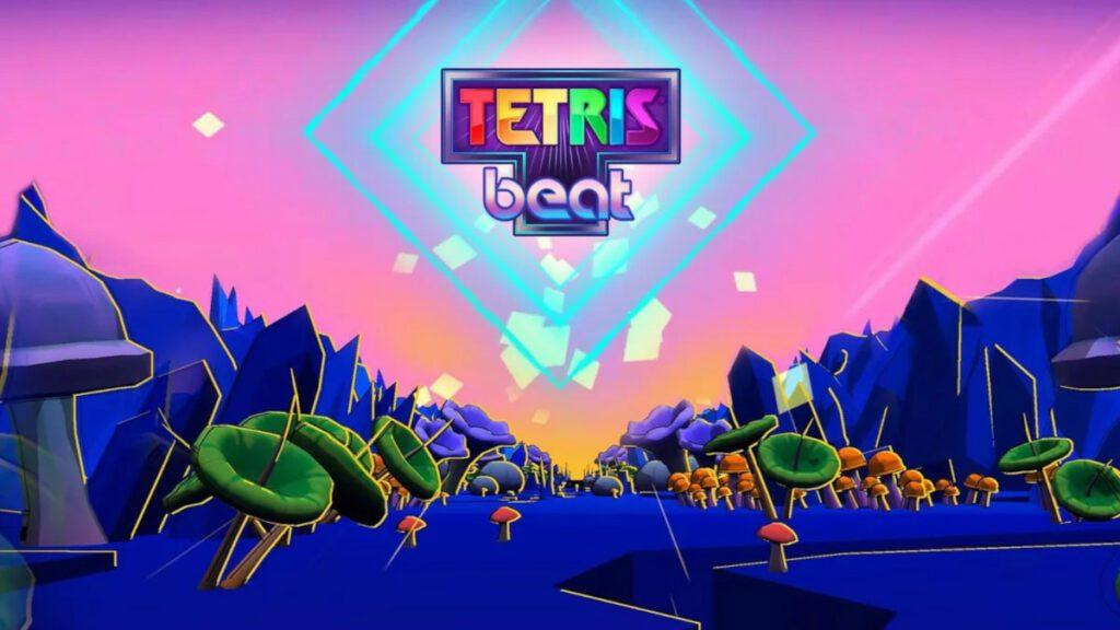 Cover art Tetris Beat