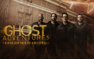 GHOST TUBE: Ghost Adventures Goldfield Hotel