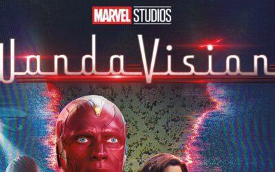 Marvel's Studios WandaVision Official Handbook (Review)