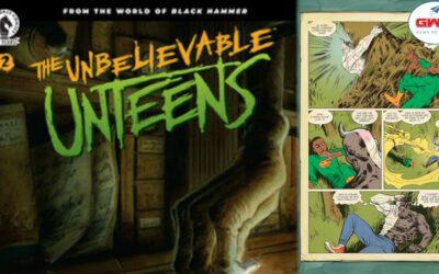 The Unbelievable Unteens #2 (Review)