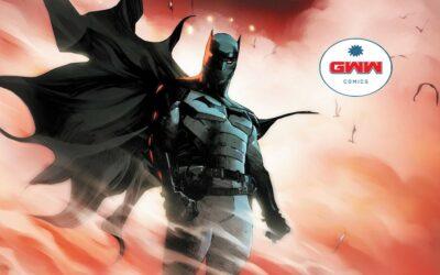 I am Batman #1 (Review)