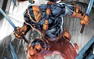 Deathstroke Inc. #1 (REVIEW)
