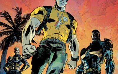 Blue & Gold #2 (REVIEW)