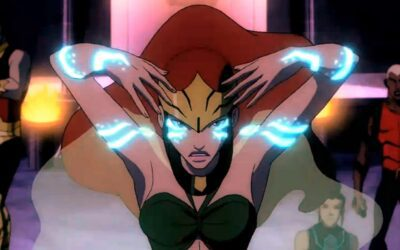 Young justice Phantoms Locations Revealed