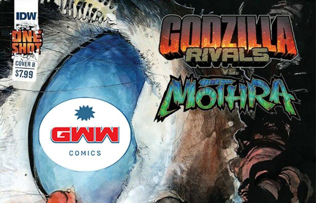 Godzilla Rivals: Vs. Mothra