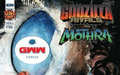Godzilla Rivals: vs Mothra (Review)