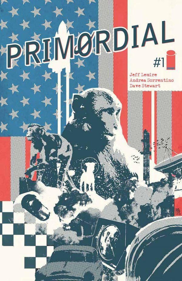 Primordial #1 Cover