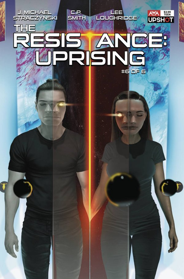 The Resistance: Uprising #6 Main Cover