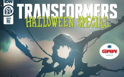 Transformers: Halloween special (Review)