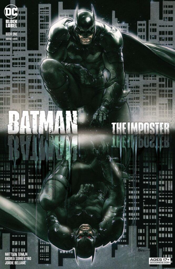 imposter, Batman, Batman the Imposter