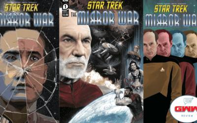 STAR TREK: THE MIRROR WAR #1 (REVIEW)