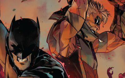 DC vs. Vampires #1 (Review)
